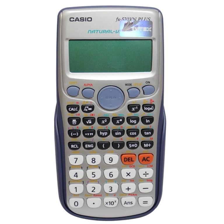 Mua Máy tính học sinh sinh viên FX 570 VN Plus