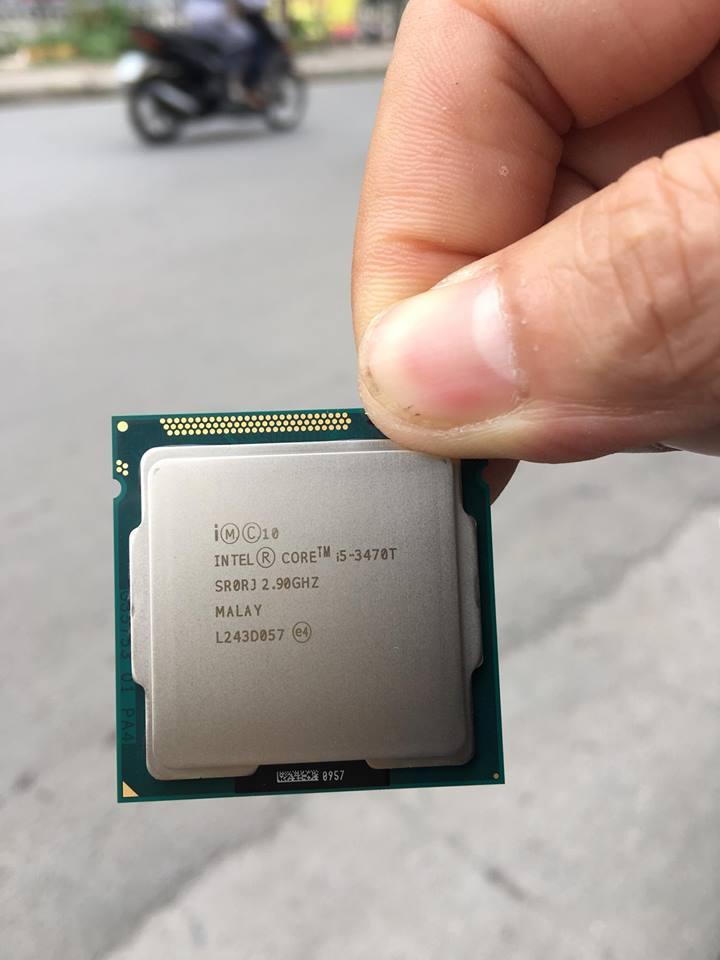 Giá CPU Intel I5 3470T, S, 3470   BẢO HÀNH 36 THÁNG - Tặng keo tản nhiệt