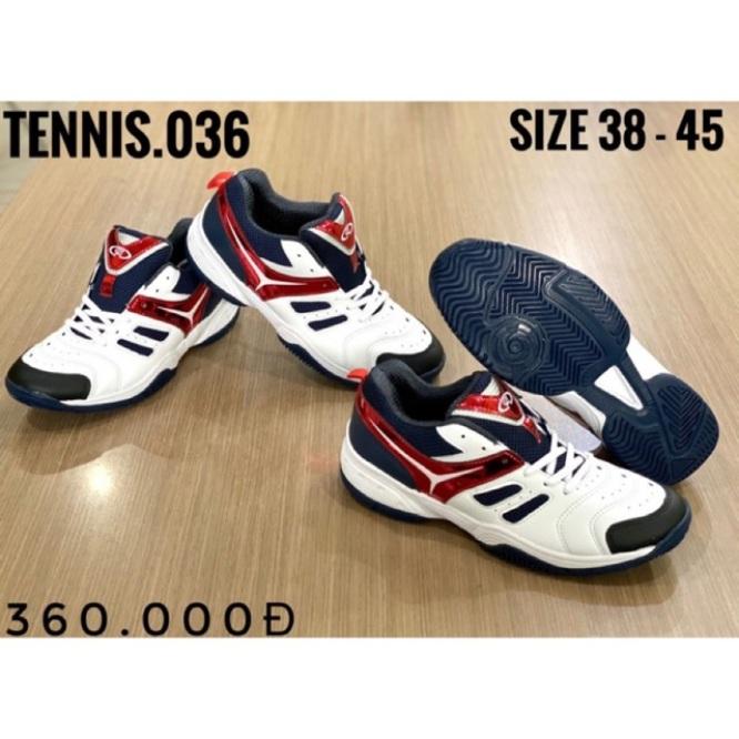 Giầy tennis 036 thời trang siêu đẹp, êm chân giá rẻ