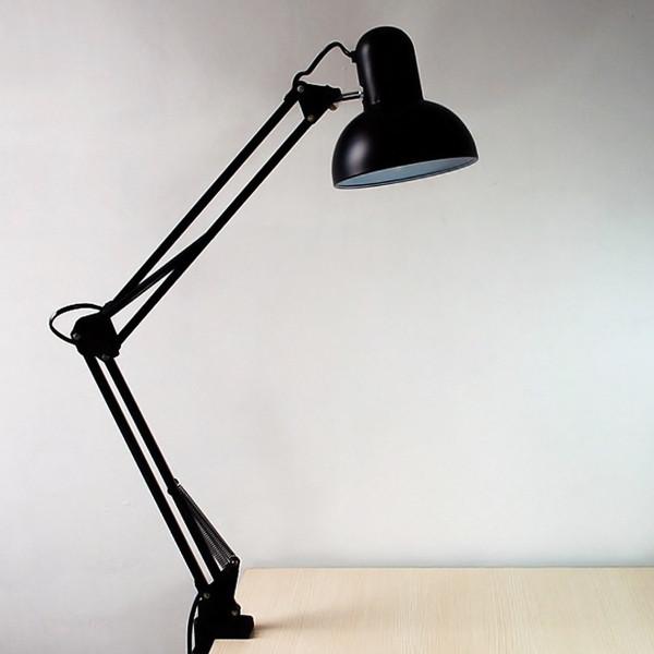 Bảng giá Đèn đọc sách kẹp bàn kiểu dáng pixar đa năng xoay 360 độ kèm bóng LED