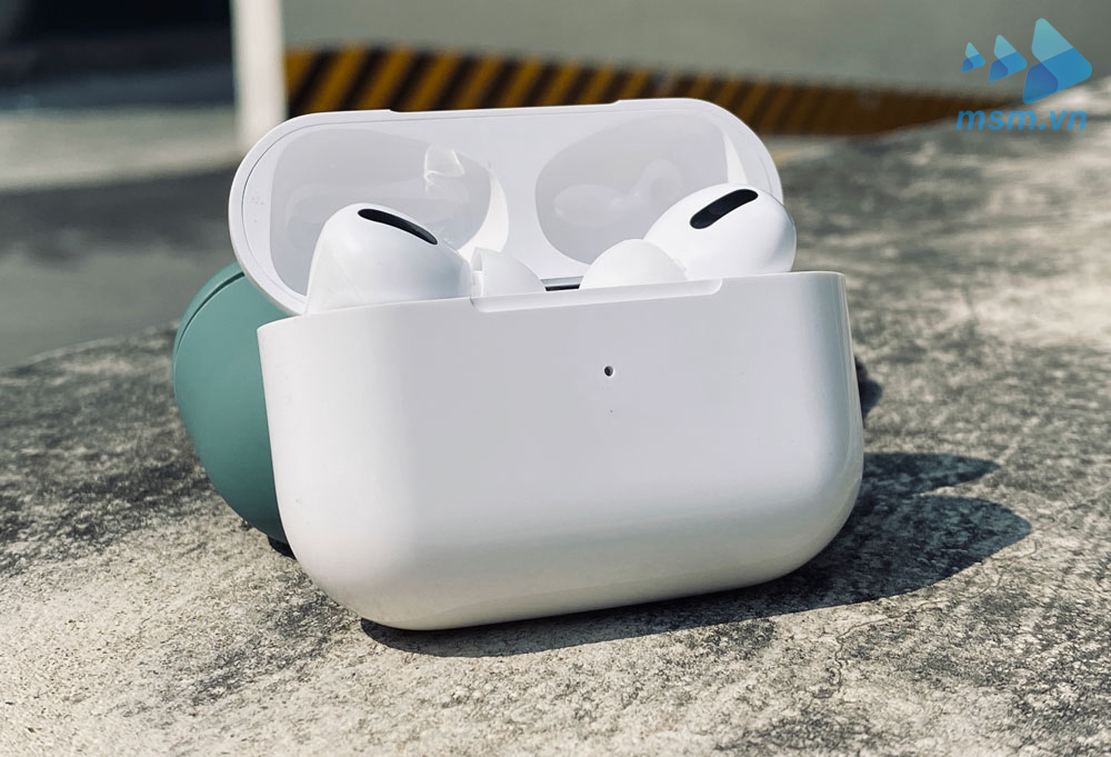 [SALES KHỦNG GIẢM 50%]Tai Nghe Bluetooth Apple AirPods Pro True Wireless - MWP22 - Hàng Chính Hãng VN/A