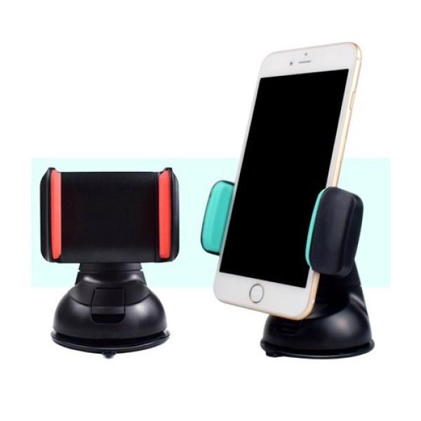(Sale Sốc) Thiết bị đỡ điện thoại trên xe hơi, Thiết kế kiểu dáng thông minh, Tiện lợi - ĐẾ HÍT KHUNG KẸP CHỮ U DÀNH CHO XE HƠI ,OTO