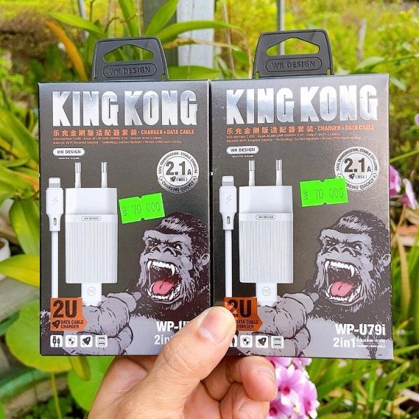 [HCM]Combo bộ sạc IPhone kinhkong sịn