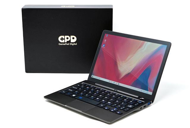 GPD P2 Max - Laptop Siêu Nhỏ Cấu Hình Cao Giá Tiết Kiệm Nhất Thị Trường
