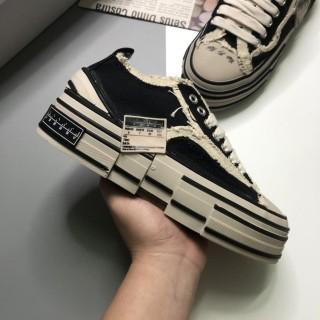 Giày Tổng Kho Giày đế gỗ style rách nam nữ hot trend hàng cao cấp full hộp bill thumbnail