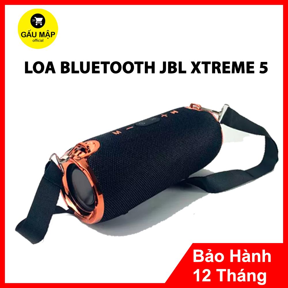 Loa JBL Xtreme 5 Bluetooth Công Suất Lớn , Loa Di Động Bluetooth (JBL) - Chất Âm Trong Trẻo - Tích Hợp Bluetooth 4.1 Cổng AUX 3.5mm Và Micro USB, Gía Sale Cực Rẻ, Nghe Nhạc Cực Chất