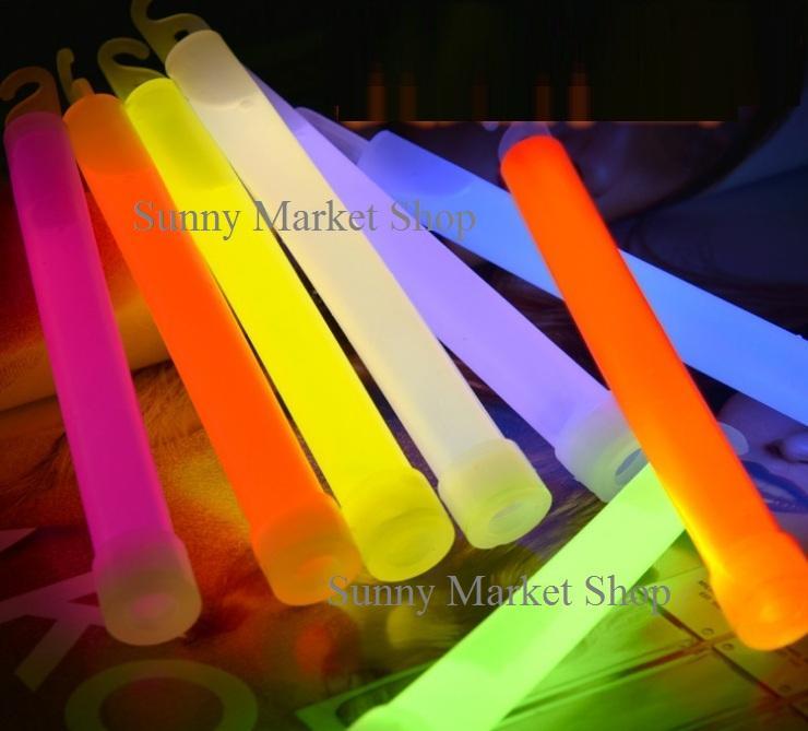Que phát sáng Sunny loại to đương kính 1.8 cm, dài 1.5 cm phát sáng vào ban đêm hoặc phòng tối (1 Que) - 1