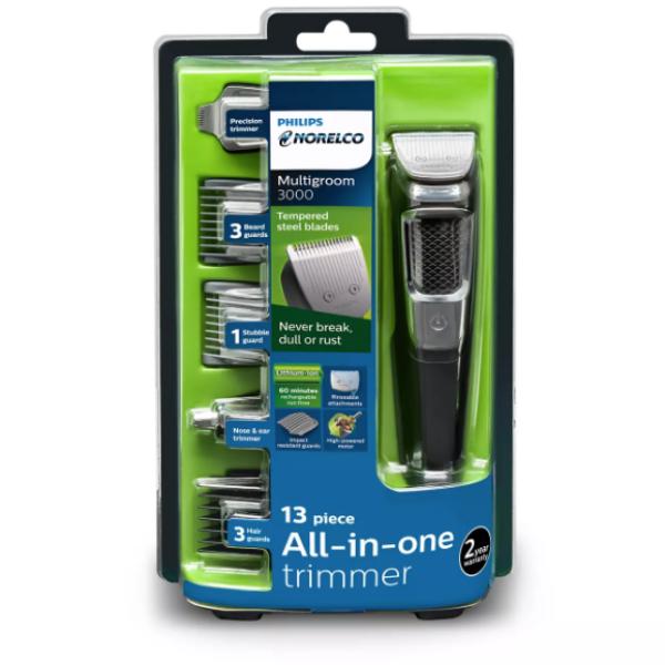 Máy cạo râu đa năng Philips Norelco MG3750 Multigroom giá rẻ
