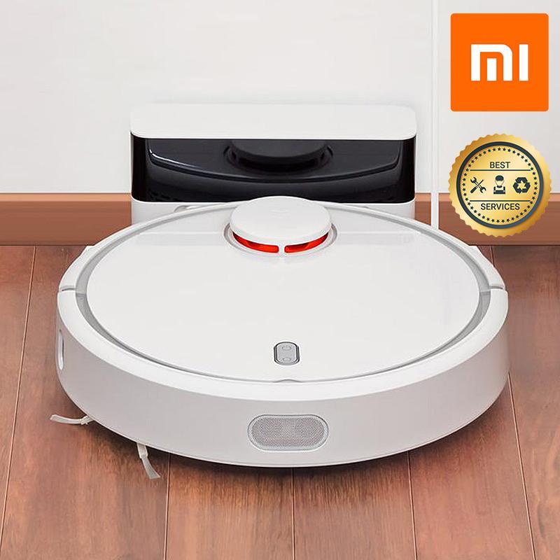 Robot hút bụi thông minh công nghệ cảm biến LSD Xiaomi