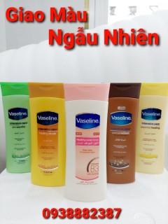 SALE - Sữa dưỡng thể trắng da Vaseline Thái Lan 400ml (DATE MỚI) thumbnail
