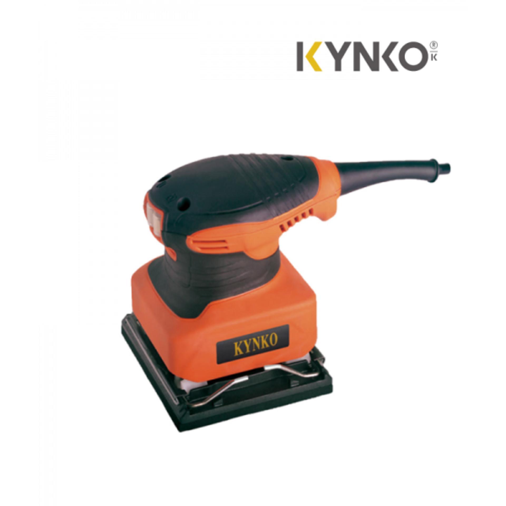 Máy chà nhám rung Kynko S1B-KD66-110x100 200W