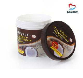 Kem ủ tóc tinh dầu dừa Jena Coconut Hair Treatment Wax 500ml thumbnail