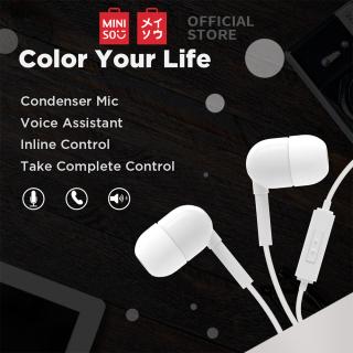 Tai nghe Miniso HF236 nhiều màu sắc 100g thumbnail