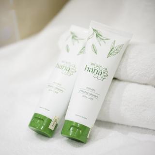 Sữa rửa mặt thảo mộc ngăn ngừa mụn hương chanh Hara White Riori Herbal Cleanser 120g thumbnail