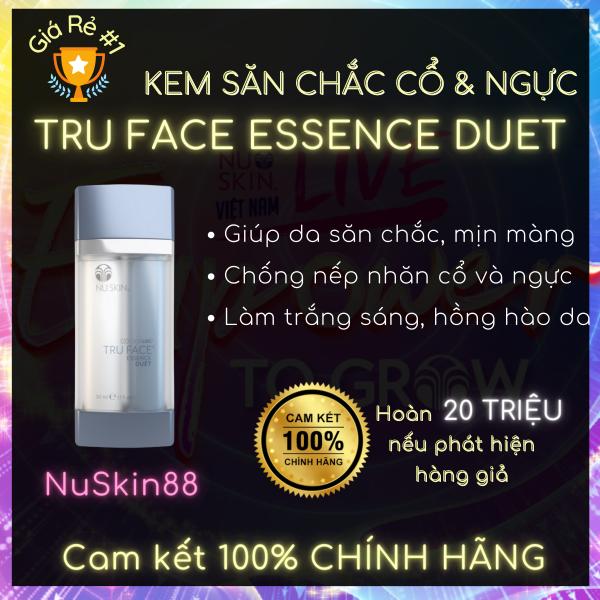 Tinh chất làm săn chắc Cổ và Ngực ageLOC Face Essence Duet NuSkin 30ml - Nâng cơ xóa nhăn - Ageloc Lumispa Boost - Chống lão hóa - Nuskin chính hãng - Nuskin 88 - Sản phẩm Nuskin giá rẻ