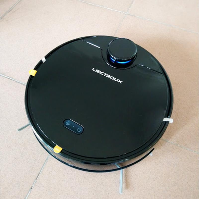 Robot hút bụi lau nhà Liectroux ZK901 hàng chính hãng bảo hành 12 tháng