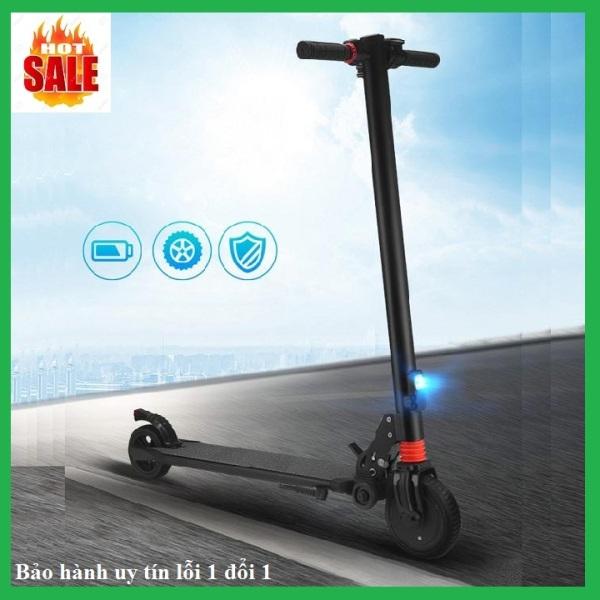 Giá bán Xe scooter điện S8 không yên, có thể gấp gọn thanh thiếu niên nam nữ đi làm đi học tiện lợi, 10km/1 lần sạc, tải trọng 100kg