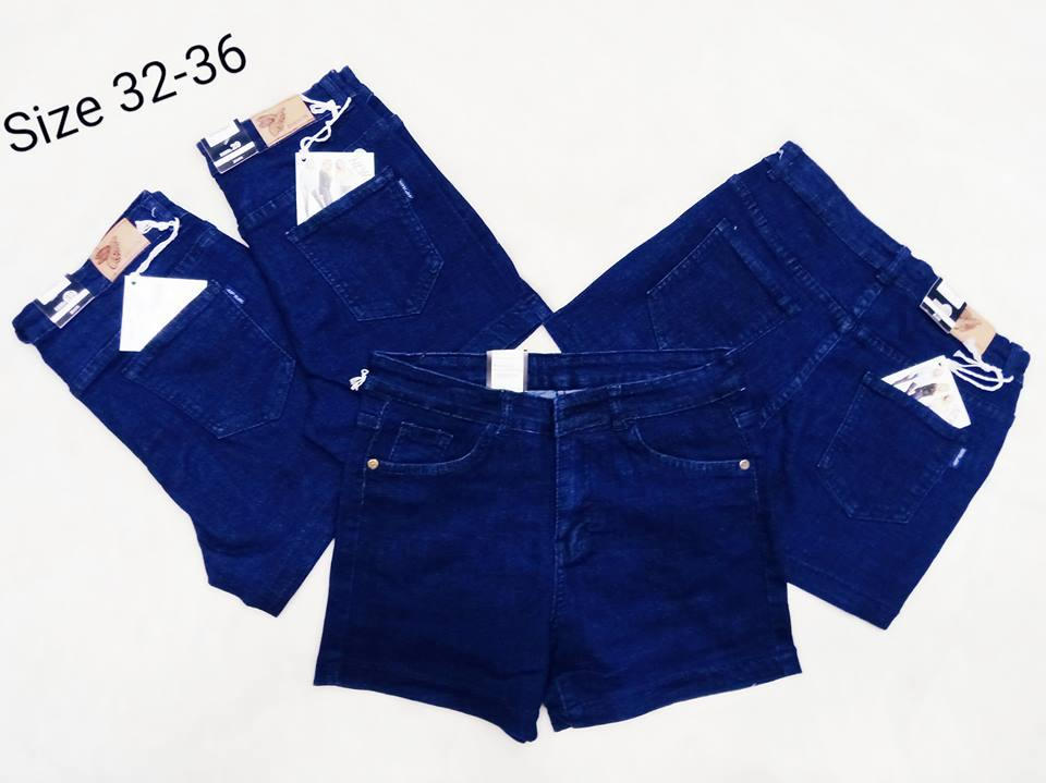 Quần Short Jean Co Gĩan