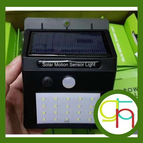 Đèn Cảm Biến Hồng Ngoại Năng Lượng Mặt Trời Solar Motion Sensor Light Bất Ngờ Giảm Giá