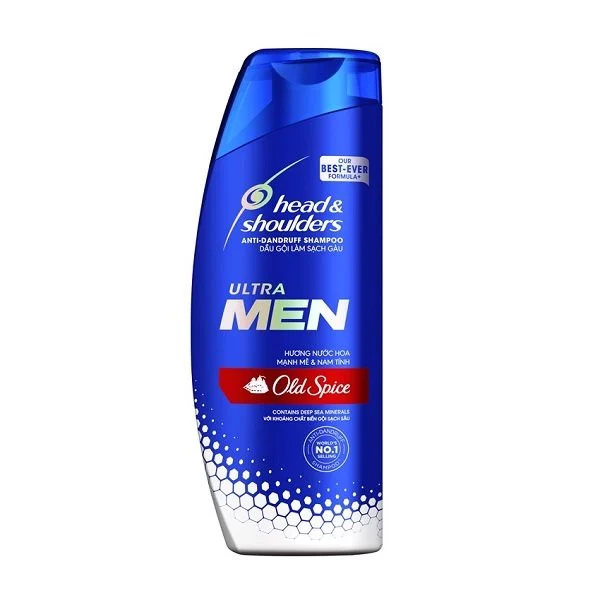 [Quà Tặng] Dầu gội Head & Shoulders Ultramen Old Spice 170ml