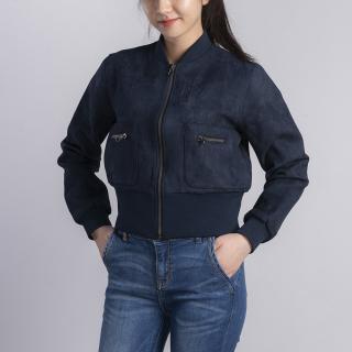 Áo Bomber Jacket Nữ O.jeans - 5AJP840784FW thumbnail