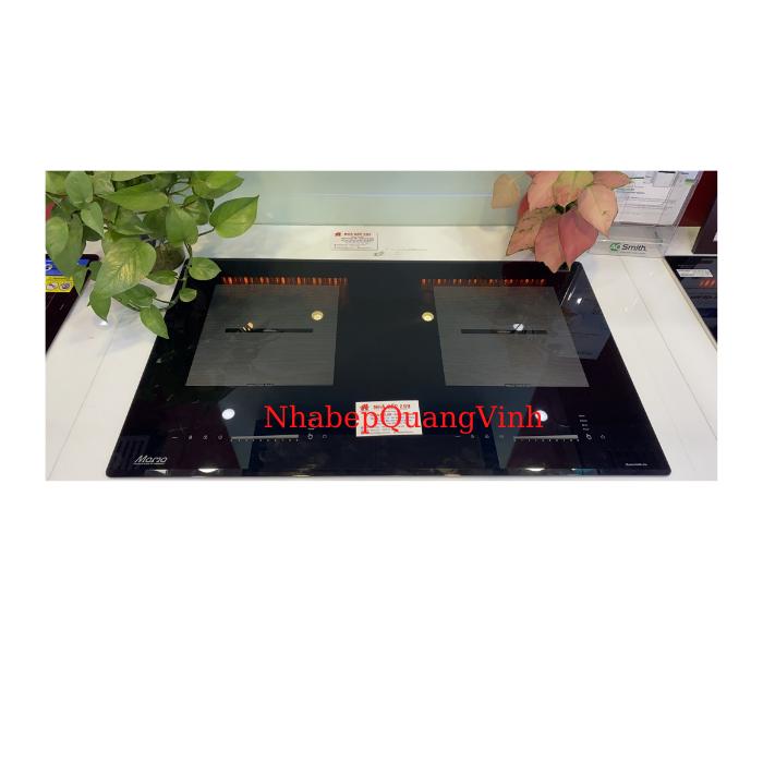 Bếp từ đôi Sunhouse Mama MMB 05I tặng aptomat bảo vệ bếp