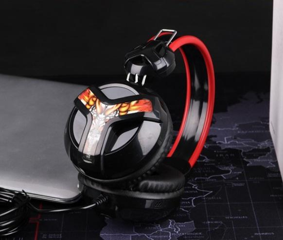 Giá Tai nghe may tinh /Tai nghe chụp tai có mic /tai nghe phòng net /tai nghe chơi game /tai nghe gaming V2