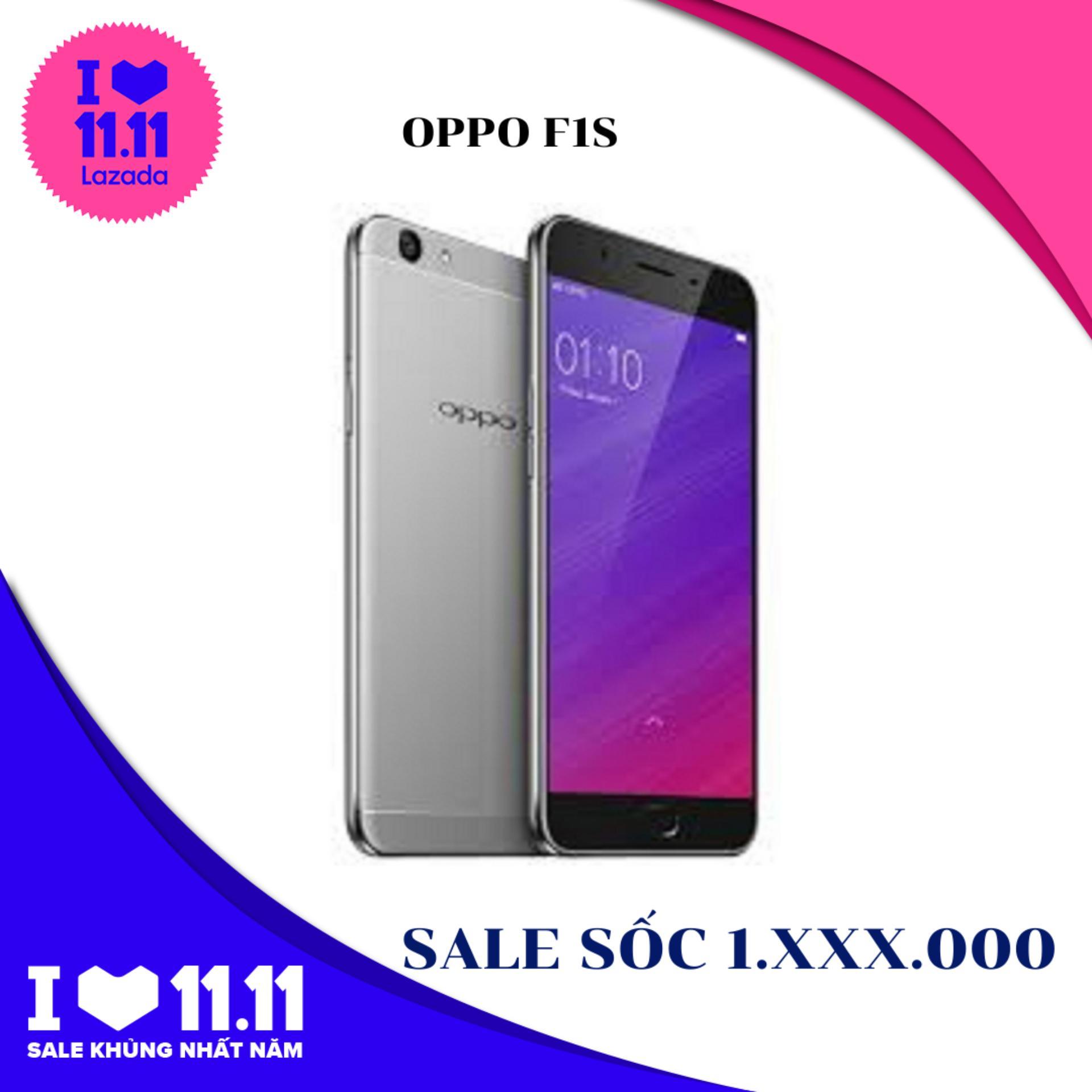 điện thoại OPPO F1S 2sim - ram 4G bộ nhớ 32G - Chiến PUBG Đỉnh