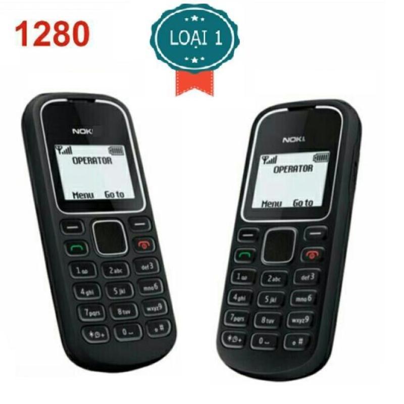 Điện thoại 1280 đầy đủ phụ kiện pin, sạc (Loại 1)