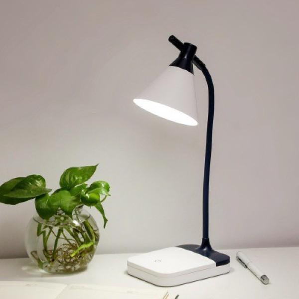 Bảng giá Đèn LED Ba Chế Độ Cảm Ứng Đèn sạc pin USB Học Đọc Sách nhỏ gọn hiện đại tiết kiệm diện tích uốn dẻo 360 độ Phong Vũ