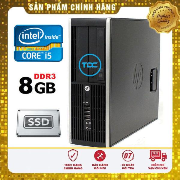 Bảng giá Thùng cây máy tính để bàn HP 6300 PRO core i5 3470, ram 8GB, SSD 240GB. Hàng Nập Khẩu, Bảo hành 24 tháng Phong Vũ