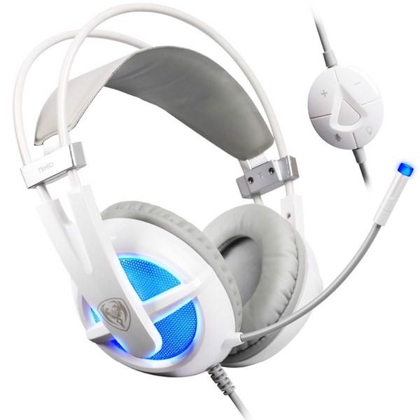 [Nhập ELAPR21 giảm 10% tối đa 200k đơn từ 99k]Tai nghe chuyên Game Somic G938 7.1 - đèn led cực đẹp (2 màu tùy chọn) - Hãng Phân Phối Chính Thức - Nhất Tín Computer