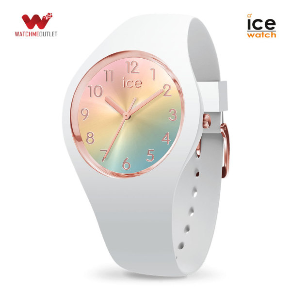 Đồng hồ Nữ Ice-Watch dây silicone 015743
