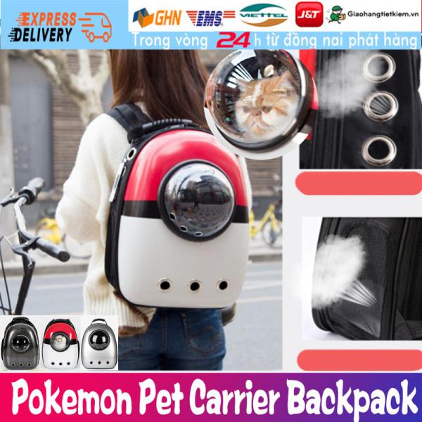 【Trong 24h gửi hàng】balo phi hành gia cho chó mèo Túi vận chuyển thú cưng balô du lịch đựng thú cưng túi đựng mèo