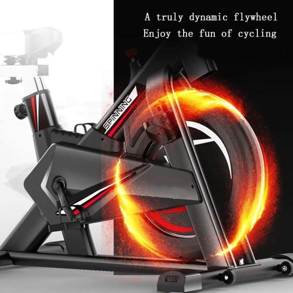 Xe đạp tập thể dục tại nhà Gh-603 đời mới  - Bảo hành 1 năm - kèm ảnh thật