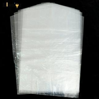 Blesiya 10 Chiếc Túi Nhựa Treo Quần Áo, Quần Áo Áo Áo Khoác Vỏ Bảo Quản thumbnail