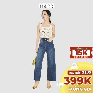 Quần nữ MARC FASHION jeans form suông basic thumbnail