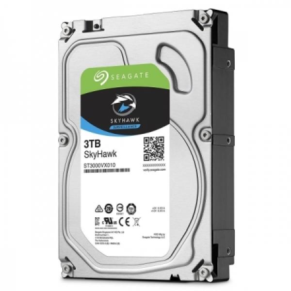 Bảng giá Ổ cứng HDD 3TB Seagate SkyHawk 3.5inch 64MB chuyên dụng Phong Vũ