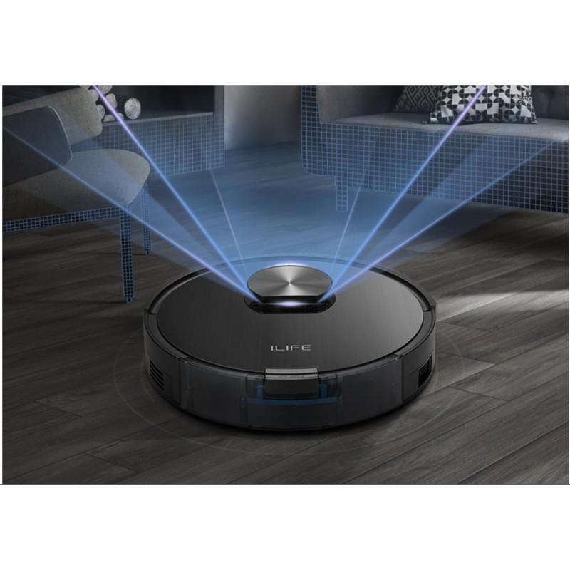 Robot hút bụi lau nhà ILIFE X900 Hàng Mới 100% Bảo Hành 12 tháng