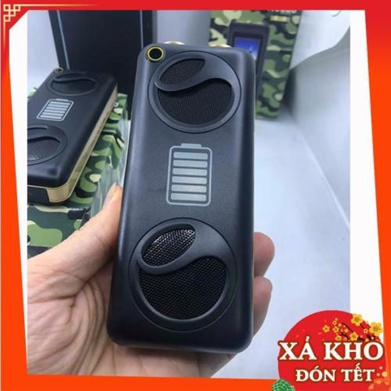 Điện Thoại N6000 4 Sim Pin trâu có chức năng thay đổi giọng nói