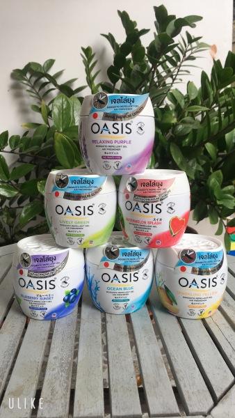 Sáp Thơm Đuổi Muỗi Oasis Nhật Bản nhập khẩu từ Thái Lan sử dụng an toàn ngay cả trẻ nhỏ và sơ sinh giá rẻ