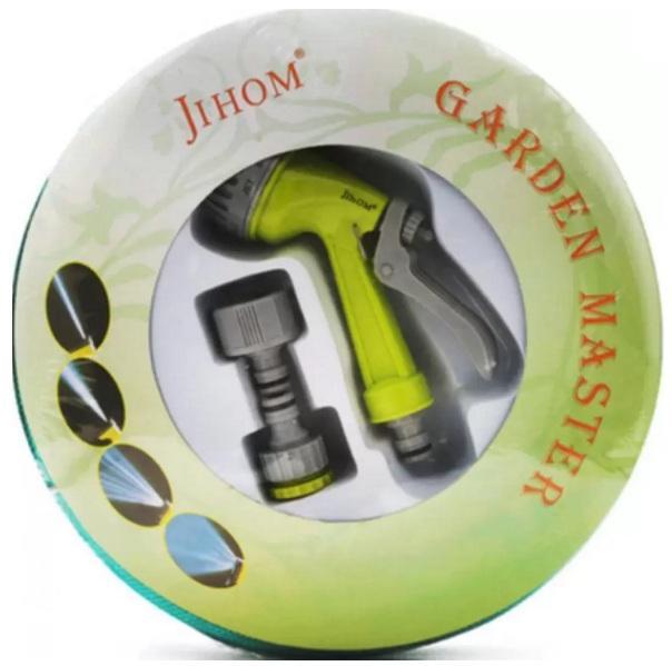 Bộ vòi xịt rửa siêu bền Jihom kèm dây 10m GSG80
