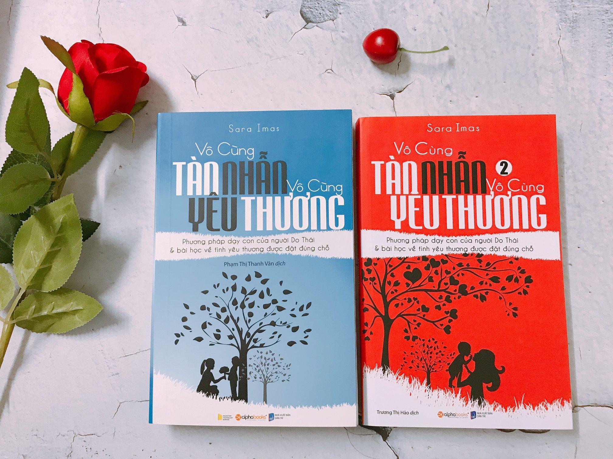 Sách Combo Vô Cùng Tàn Nhẫn, Vô Cùng Yêu Thương (Bộ 2 Tập) Đang Có Khuyến Mãi