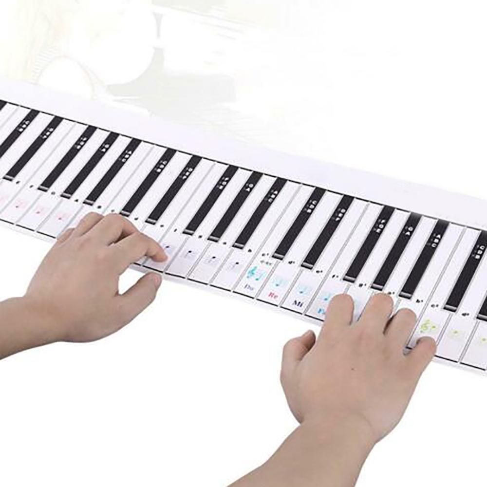 Bàn phím đàn piano 88 phím cho bài học thực hành học piano