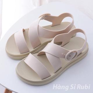 giày sandal nữ đế bệt dành cho học sinh, giày sandal nữ đế bệt dành cho học sinh thumbnail