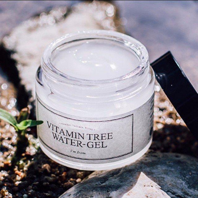 ⭐Gel dưỡng da và kiểm soát dầu I'm From Vitamin Tree Water Gel 75ml: Mua bán trực tuyến Dưỡng da & Serum với giá rẻ | Lazada.vn