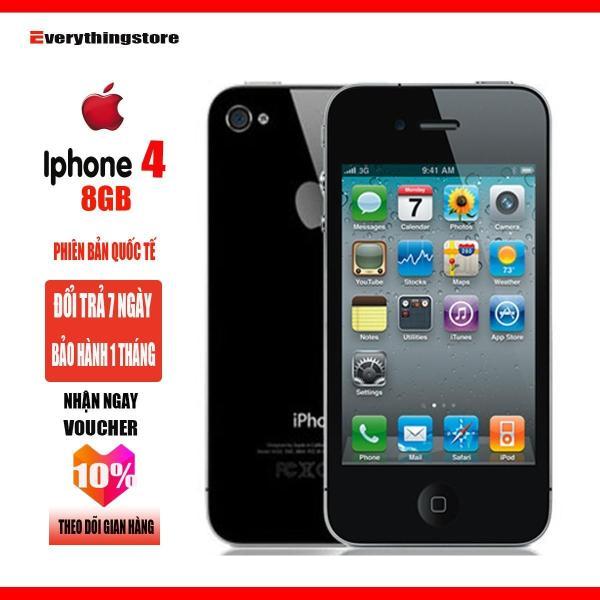Điện thoại di động giá rẻ PHONE 4 - 8GB- Bảo hành 1T - Everything Store 1983