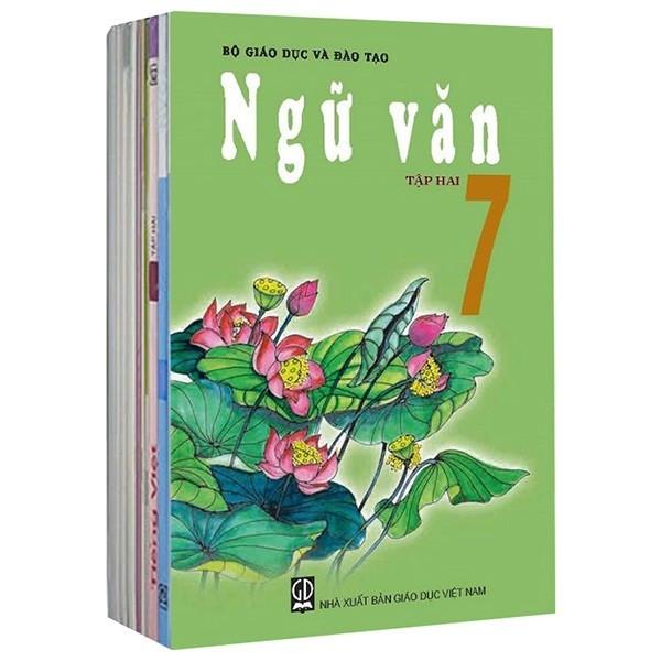 Mua [Trọn bộ] Bộ sách giáo khoa lớp 7 + Sách bài tập lớp 7 (18 quyển)