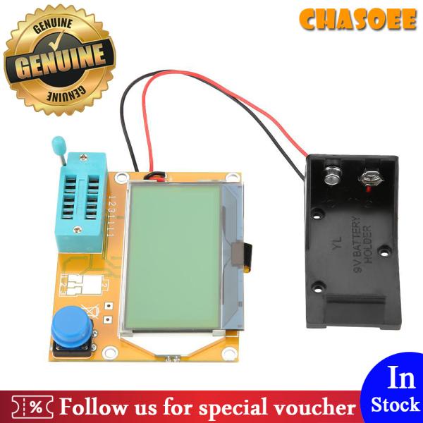 Máy Đo Điện Cảm ESR Cho Tụ Điện, Máy Kiểm Tra Đa Năng Màn Hình LCD