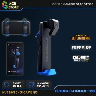 Nút bấm chơi game Flydigi Stinger cực nhanh, chuẩn xác cho game PUBG, ROS, Free Fire, BH 6 tháng thumbnail
